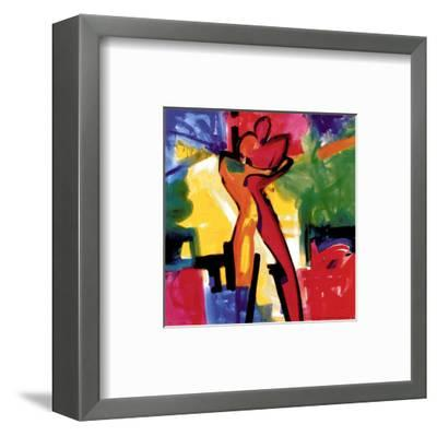 Technicolor Love I-Alfred Gockel-Framed Art Print