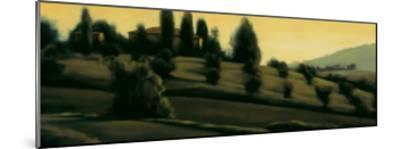 Dawn Montepulciano-Mallory Lake-Mounted Art Print