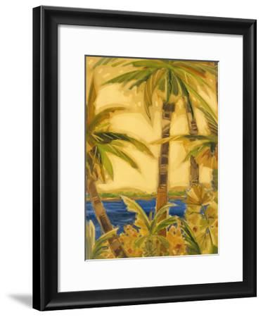 Bahama Splendor I-Jeff Surret-Framed Art Print
