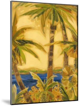Bahama Splendor I-Jeff Surret-Mounted Art Print