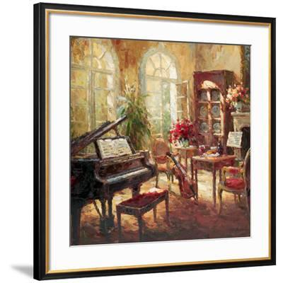 Musical-Nikolai Rimsky-Framed Art Print