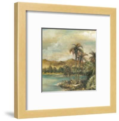 Treasure Isle I-John Douglas-Framed Art Print