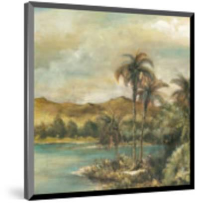 Treasure Isle I-John Douglas-Mounted Art Print