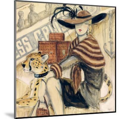 First Class II-Karen Dupr?-Mounted Art Print