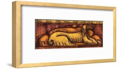 Stylish Afghan-Aline Gauthier-Framed Art Print