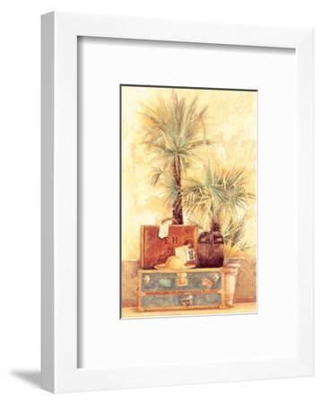 Voyage II-Laurence David-Framed Art Print