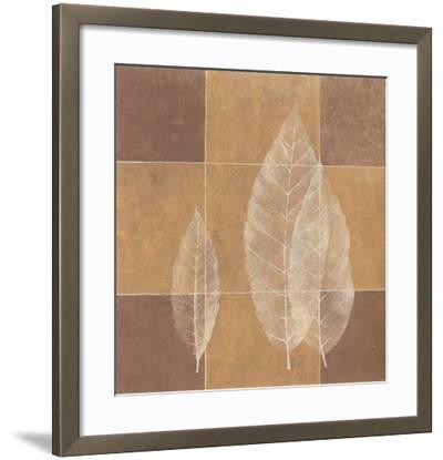 Foliage IV-Gerhard Blum-Framed Art Print