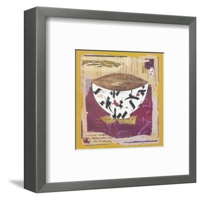 Bowl I-Fran?oise Unel-Framed Art Print