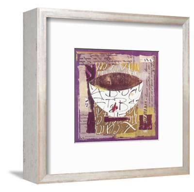 Bowl II-Fran?oise Unel-Framed Art Print