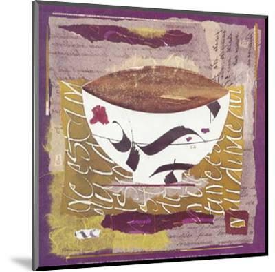 Bowl III-Fran?oise Unel-Mounted Art Print