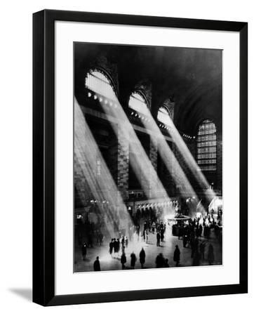 Grand Central Station, New York City--Framed Art Print