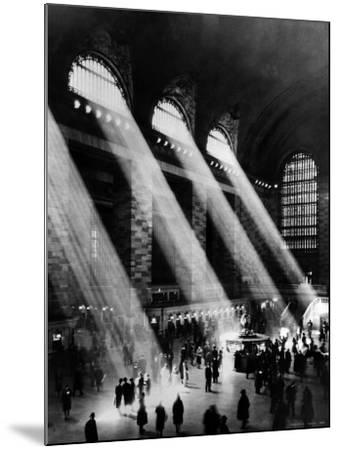 Grand Central Station, New York City--Mounted Art Print
