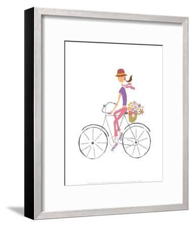 Country Outing-Rob Blackard-Framed Art Print