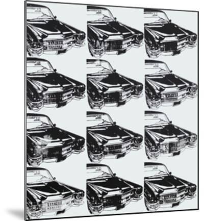 Twelve Cars, 1962 Art Print by Andy Warhol | Art.com