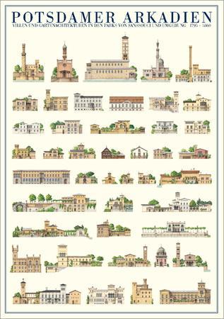 Potsdamer Arkadien, Potsdam--Art Print