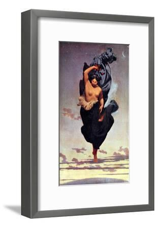 Night-Jean Leon Gerome-Framed Giclee Print