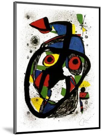 Carotta-Joan Mir?-Mounted Art Print