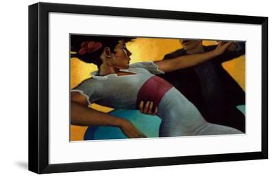 Amber Dream-Bill Brauer-Framed Art Print