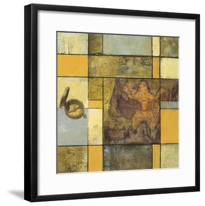 Journeys II-Niro Vasali-Framed Art Print