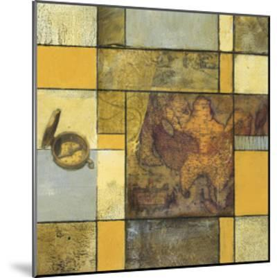 Journeys II-Niro Vasali-Mounted Art Print