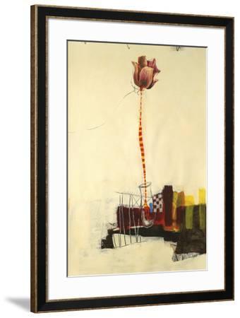 Montage Bloom III-Adam Finli-Framed Art Print