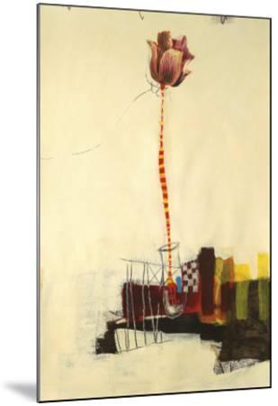 Montage Bloom III-Adam Finli-Mounted Art Print