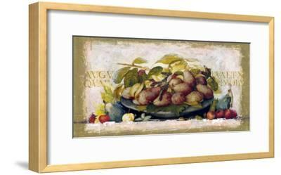 Pears for Paul-G^p^ Mepas-Framed Art Print