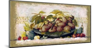 Pears for Paul-G^p^ Mepas-Mounted Art Print