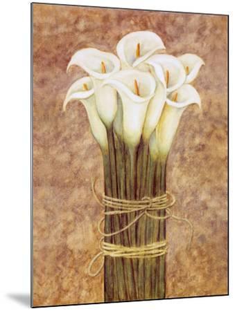 Wrapped Calas-Herve Libaud-Mounted Art Print