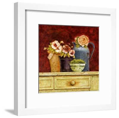 Fresh from the Garden B-Eric Barjot-Framed Art Print