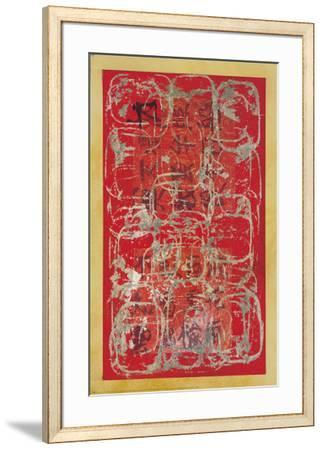 So Joy-Martin Quen-Framed Art Print