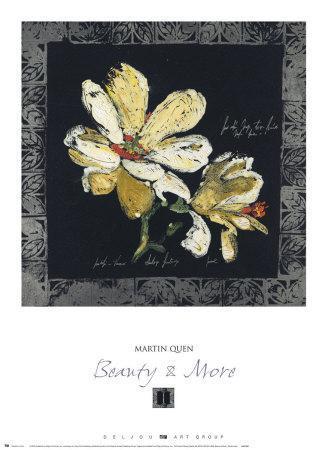 Beauty and More I-Martin Quen-Framed Art Print