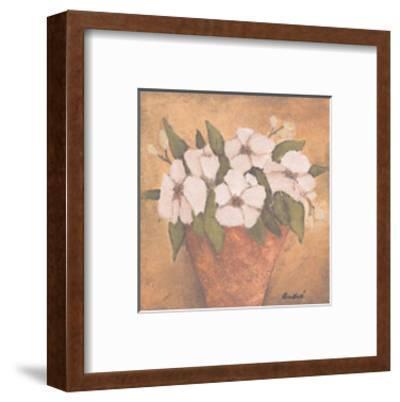Floral Fete I-Andre-Framed Art Print