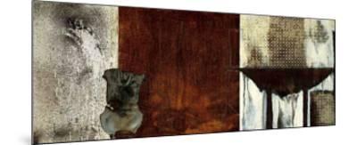 Organized II-Toos Van Poppel-Mounted Art Print