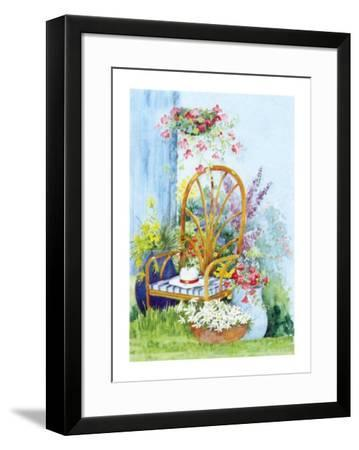 Summer Rest II--Framed Art Print