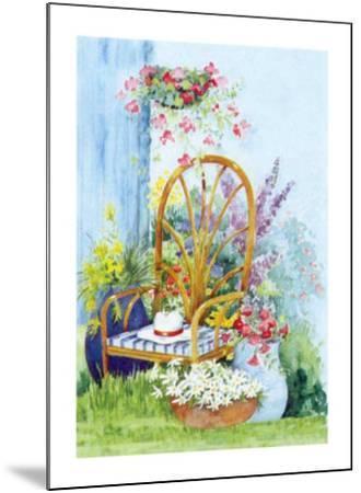 Summer Rest II--Mounted Art Print