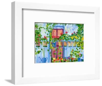 Siesta IV-N. Criville-Framed Art Print
