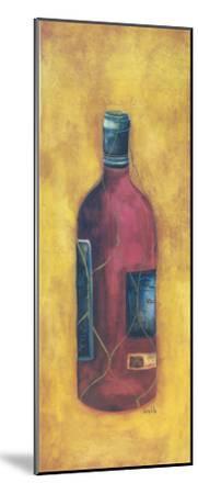 Wine Collection I-Evol Lo-Mounted Art Print