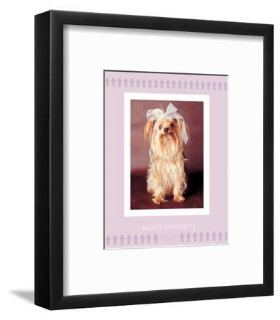 Mom's Favourite-Rachael Hale-Framed Art Print