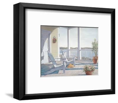 Shades of Summer I-Bob DeSantis-Framed Art Print