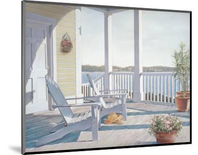 Shades of Summer I-Bob DeSantis-Mounted Art Print