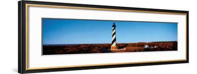 Cape Hatteras Lighthouse-James Blakeway-Framed Art Print