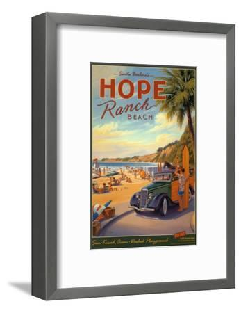 Hope Ranch-Kerne Erickson-Framed Art Print