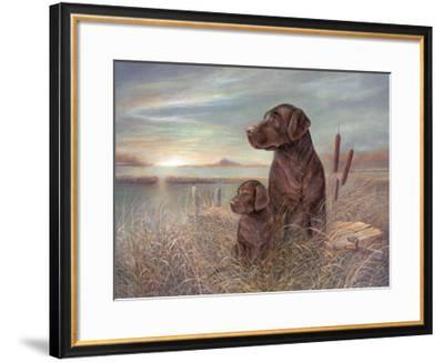 Inherited Loyalty-Ruane Manning-Framed Art Print
