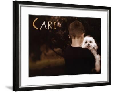 Care--Framed Art Print