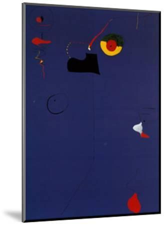 Fratellini-Joan Mir?-Mounted Art Print