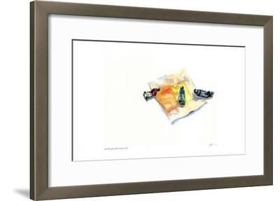 Water Colours-Lynn Donoghue-Framed Limited Edition