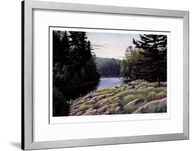 Gull River-J. Vanderbrink-Framed Limited Edition