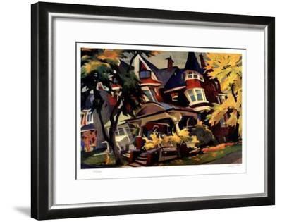 Annex-Rudolph Stussi-Framed Limited Edition