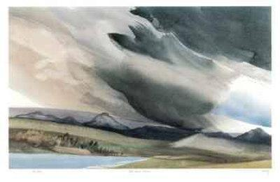 Old Man River- Onley-Framed Collectable Print